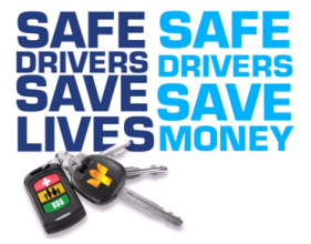 Safe Drivers Save Money Promotion